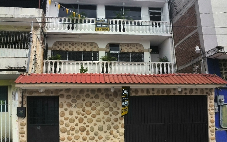 Foto de casa en venta en  , progreso, acapulco de ju?rez, guerrero, 1863992 No. 01
