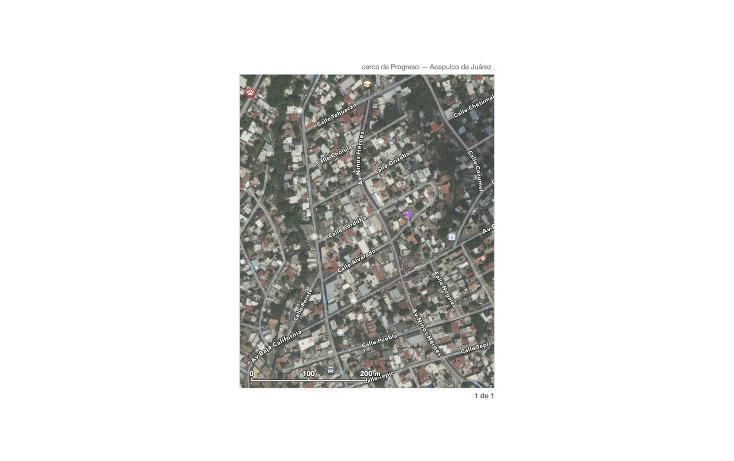 Foto de terreno habitacional en venta en, progreso, acapulco de juárez, guerrero, 1865202 no 01