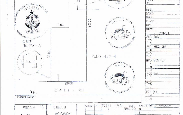 Foto de terreno comercial en renta en, progreso de castro centro, progreso, yucatán, 1241817 no 01