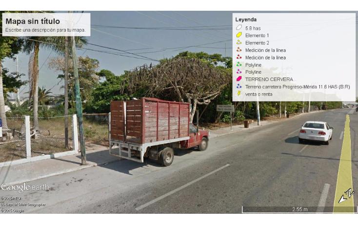 Foto de terreno comercial en renta en  , progreso de castro centro, progreso, yucatán, 1241817 No. 03