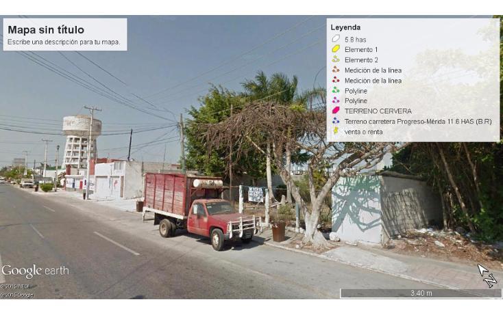 Foto de terreno comercial en renta en  , progreso de castro centro, progreso, yucatán, 1241817 No. 04