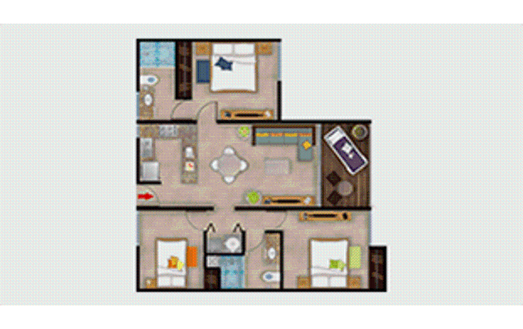 Foto de departamento en venta en  , progreso de castro centro, progreso, yucatán, 1311121 No. 09