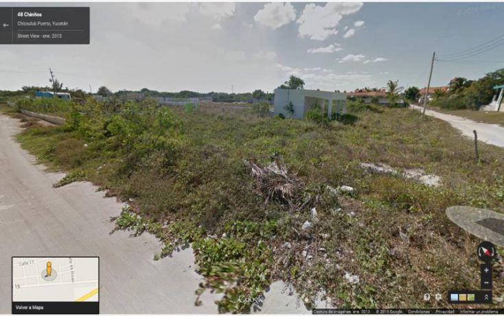 Foto de terreno habitacional en venta en, progreso de castro centro, progreso, yucatán, 1393281 no 03