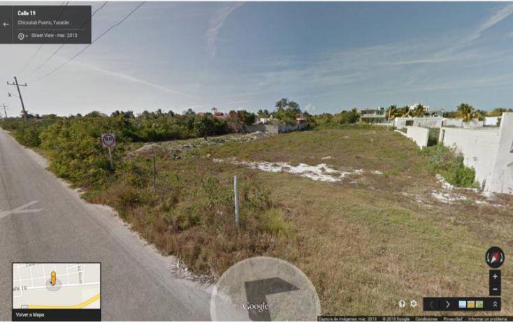 Foto de terreno habitacional en venta en, progreso de castro centro, progreso, yucatán, 1393285 no 02