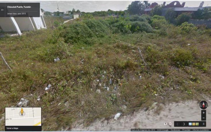 Foto de terreno habitacional en venta en, progreso de castro centro, progreso, yucatán, 1393285 no 03