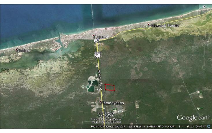 Foto de terreno habitacional en venta en  , progreso de castro centro, progreso, yucatán, 1410691 No. 02
