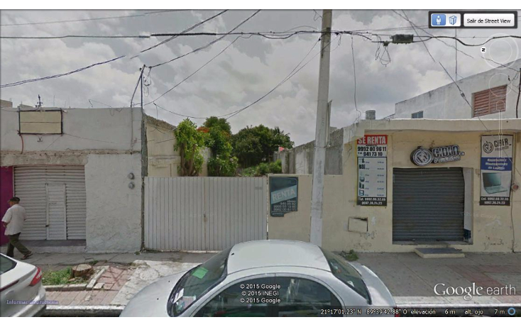 Foto de terreno comercial en renta en  , progreso de castro centro, progreso, yucatán, 1476003 No. 01