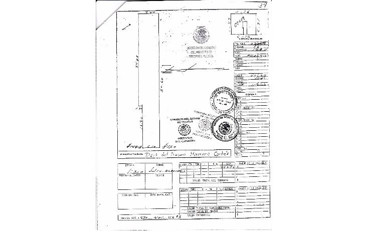 Foto de terreno comercial en renta en  , progreso de castro centro, progreso, yucatán, 1476003 No. 03