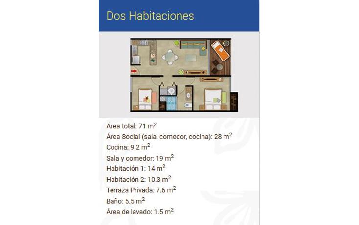 Foto de departamento en venta en  , progreso de castro centro, progreso, yucatán, 1644082 No. 09
