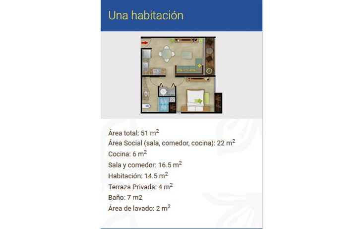 Foto de departamento en venta en  , progreso de castro centro, progreso, yucatán, 1644084 No. 07