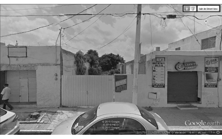 Foto de terreno comercial en renta en  , progreso de castro centro, progreso, yucatán, 1660370 No. 01