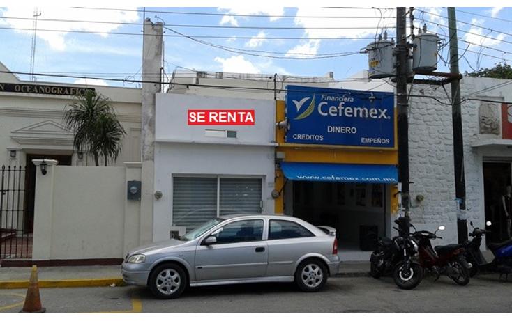 Foto de oficina en renta en  , progreso de castro centro, progreso, yucatán, 1660706 No. 01