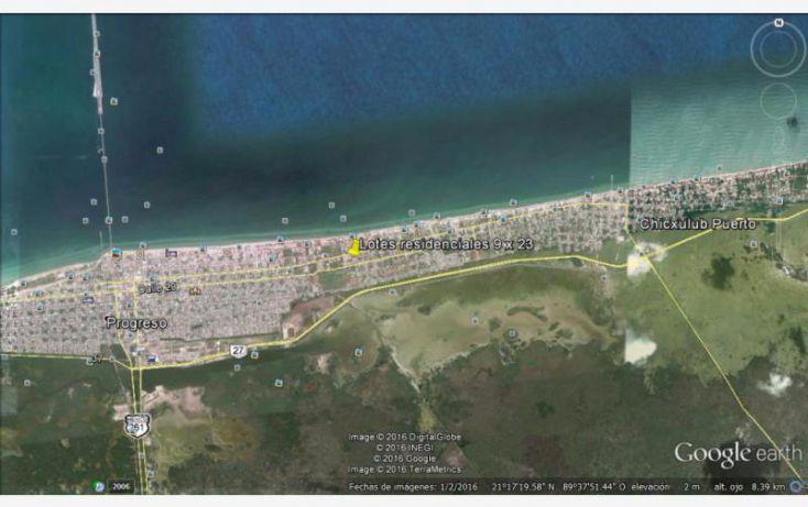 Foto de terreno habitacional en venta en, progreso de castro centro, progreso, yucatán, 1752866 no 03
