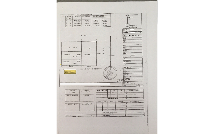 Foto de terreno comercial en renta en  , progreso de castro centro, progreso, yucat?n, 1756384 No. 03