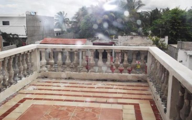 Foto de casa en venta en  , progreso de castro centro, progreso, yucatán, 383449 No. 10