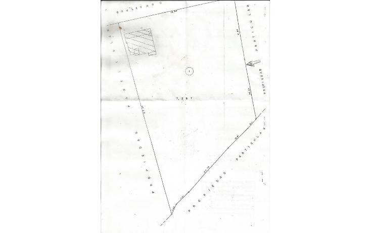 Foto de terreno habitacional en venta en  , progreso, jiutepec, morelos, 1546434 No. 02
