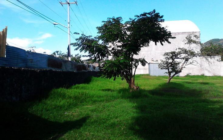 Foto de terreno habitacional en venta en  , progreso, jiutepec, morelos, 1546434 No. 05