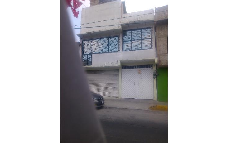 Foto de casa en venta en  , progreso nacional, gustavo a. madero, distrito federal, 1452907 No. 01