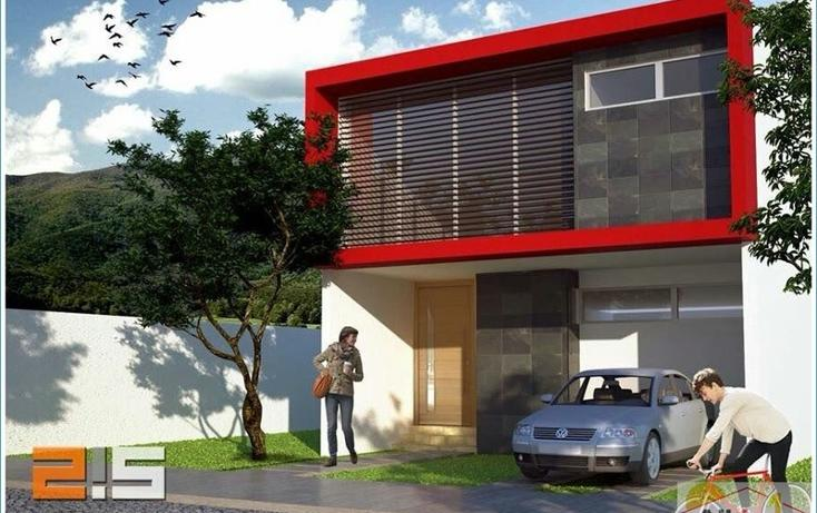 Foto de casa en venta en  , progreso nacional, zamora, michoacán de ocampo, 1548952 No. 01