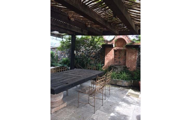 Foto de casa en renta en  , progreso tizapan, álvaro obregón, distrito federal, 976787 No. 04