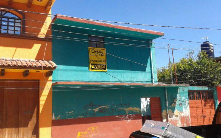 Foto de casa en venta en prol benito juarez 7, maría auxiliadora, san cristóbal de las casas, chiapas, 1704914 no 01