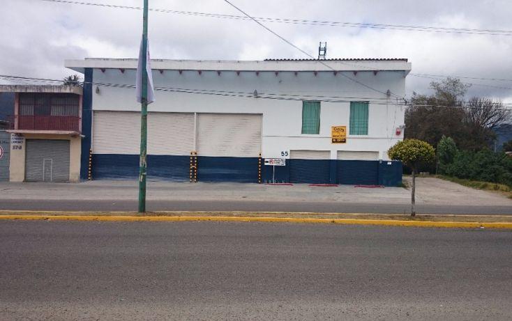 Foto de bodega en renta en prol ignacio allende 55, altejar, san cristóbal de las casas, chiapas, 1704920 no 01