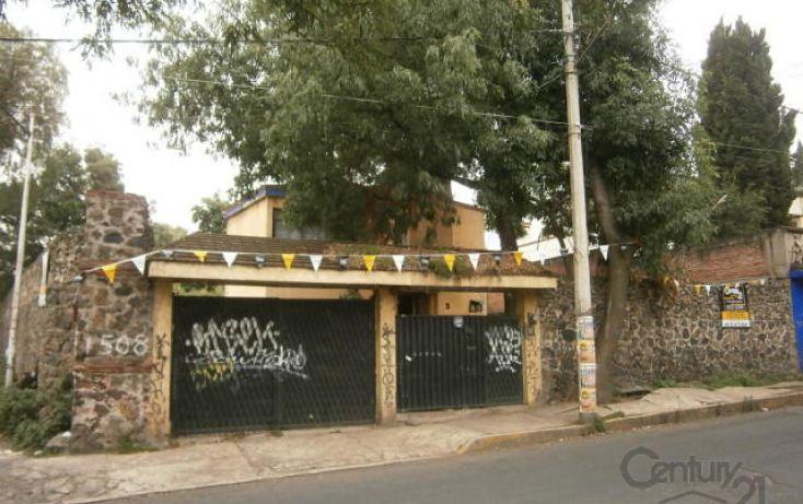 Foto de casa en venta en prol miguel hidalgo, santa inés, xochimilco, df, 1695560 no 01