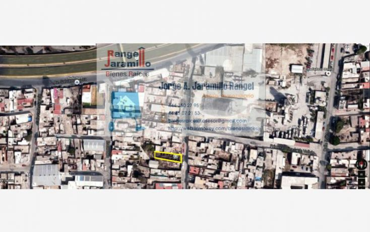 Foto de terreno habitacional en venta en prol pedro vallejo, xicotencatl, san luis potosí, san luis potosí, 1778524 no 01