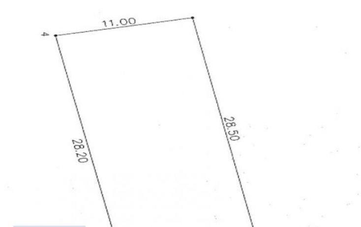 Foto de terreno habitacional en venta en prolongacin de avenida los ros, atasta, centro, tabasco, 1682955 no 07