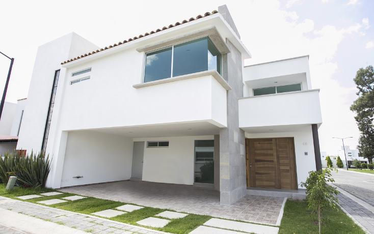 Foto de casa en venta en prolongacion 15 sur , quintas de cortes, san pedro cholula, puebla, 450779 No. 01