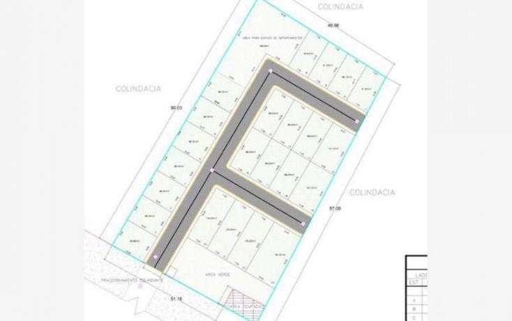 Foto de terreno habitacional en venta en prolongacion 24 oriente 1227 24, casas yeran, san pedro cholula, puebla, 1607670 no 05