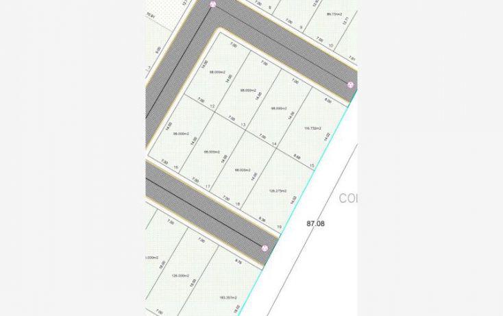 Foto de terreno habitacional en venta en prolongacion 24 oriente 1227 24, casas yeran, san pedro cholula, puebla, 1607670 no 07