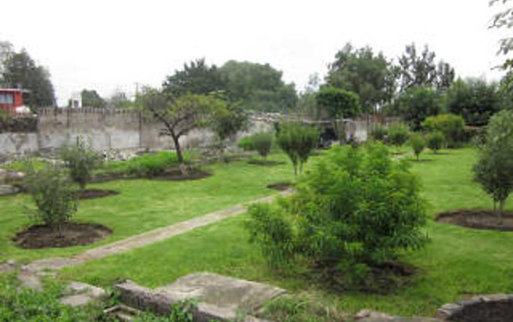 Foto de terreno habitacional en venta en  , arenal tepepan, tlalpan, distrito federal, 1907955 No. 06