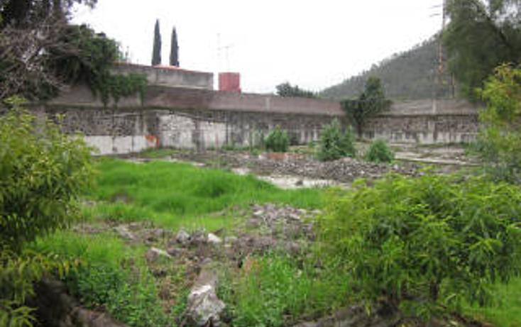 Foto de terreno habitacional en venta en  , arenal tepepan, tlalpan, distrito federal, 1907955 No. 09