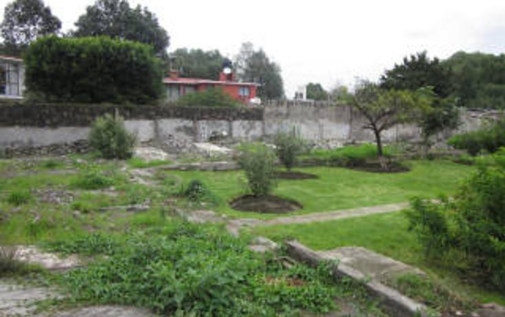 Foto de terreno habitacional en venta en  , arenal tepepan, tlalpan, distrito federal, 1907955 No. 10