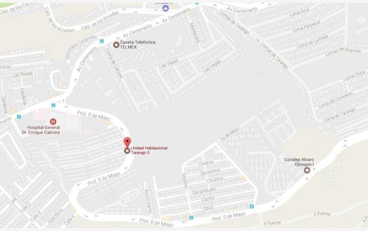 Foto de casa en venta en prolongacion 5 de mayo 1, lomas de tarango, álvaro obregón, distrito federal, 2850553 No. 02