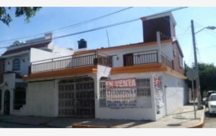 Foto de casa en venta en prolongacion aquiles serdan , villas playa sur, mazatlán, sinaloa, 953839 No. 01