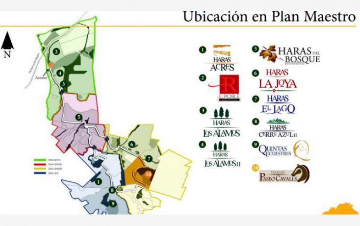 Foto de terreno habitacional en venta en prolongacion avenida las haras no et 3001, artículo 123, amozoc, puebla, 1734404 no 04