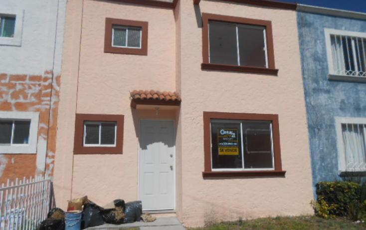Foto de casa en venta en  , claustros de la loma, querétaro, querétaro, 1702280 No. 01