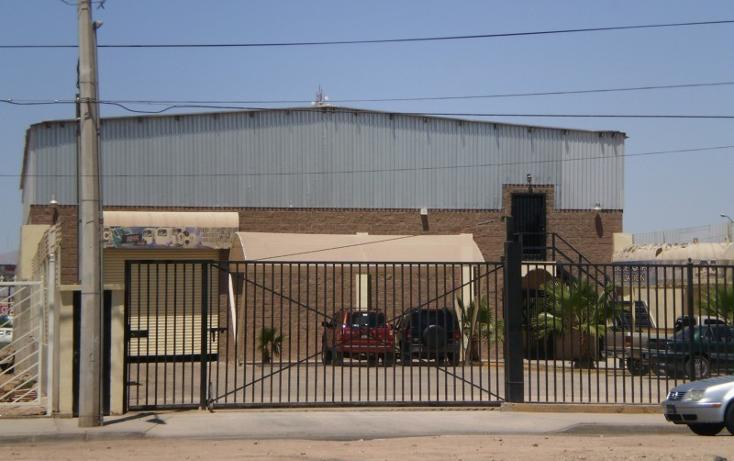 Foto de nave industrial en venta en prolongacion calle 11 , división del norte, mexicali, baja california, 1528643 No. 01
