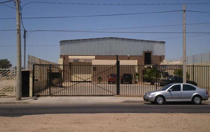 Foto de nave industrial en venta en prolongacion calle 11 , división del norte, mexicali, baja california, 1528643 No. 04