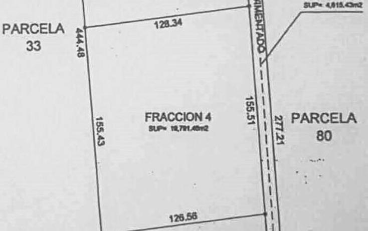 Foto de terreno habitacional en venta en prolongacion calzada los angeles , lourdes, corregidora, querétaro, 1934128 No. 30