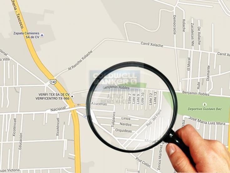 Foto de terreno habitacional en venta en  , san mateo, texcoco, méxico, 929311 No. 01