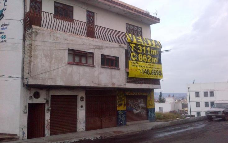 Foto de edificio en venta en prolongacion corregidora norte 70, centro sct querétaro, querétaro, querétaro, 821311 No. 01