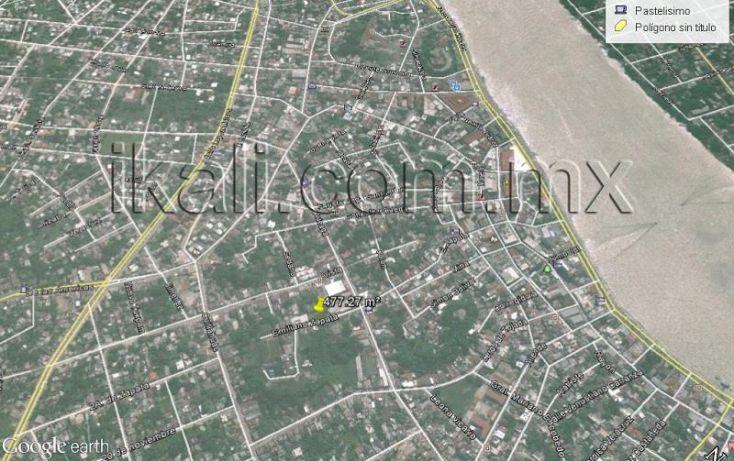 Foto de terreno habitacional en venta en prolongación emiliano zapata, túxpam de rodríguez cano centro, tuxpan, veracruz, 1310745 no 01
