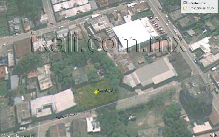 Foto de terreno habitacional en venta en prolongación emiliano zapata, túxpam de rodríguez cano centro, tuxpan, veracruz, 1310745 no 02