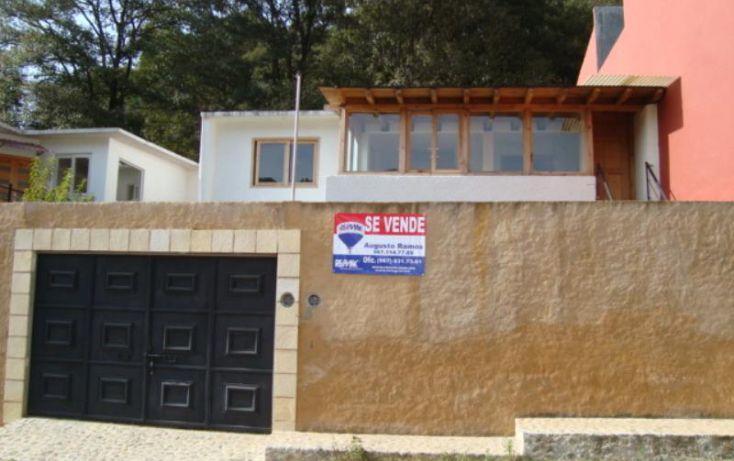 Foto de casa en venta en prolongacion francisco leon, san nicolás, san cristóbal de las casas, chiapas, 1218843 no 01
