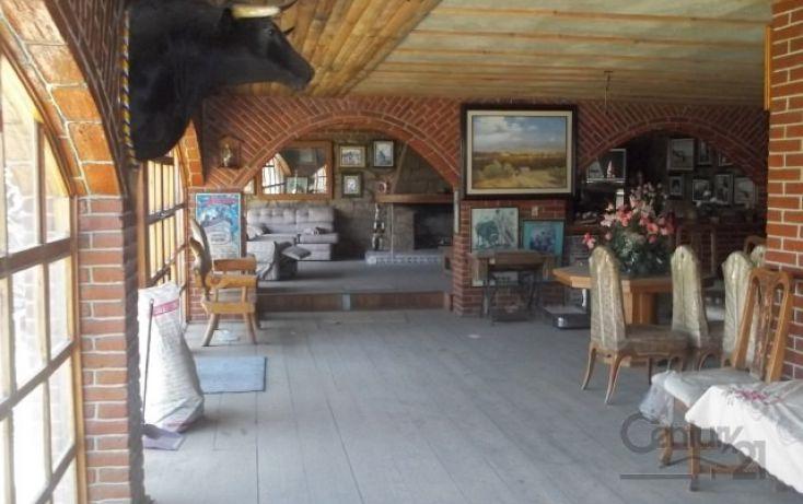 Foto de rancho en venta en prolongación guadalupe victoria, santo tomas ajusco, tlalpan, df, 1711044 no 02