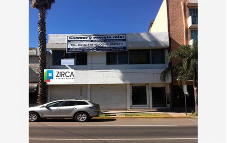 Foto de oficina en renta en prolongación guerrero, las plazas, irapuato, guanajuato, 672261 no 01