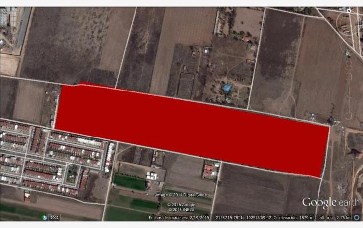 Foto de terreno habitacional en venta en prolongacion ignacio zaragoza 0, alc?zar, jes?s mar?a, aguascalientes, 848263 No. 02